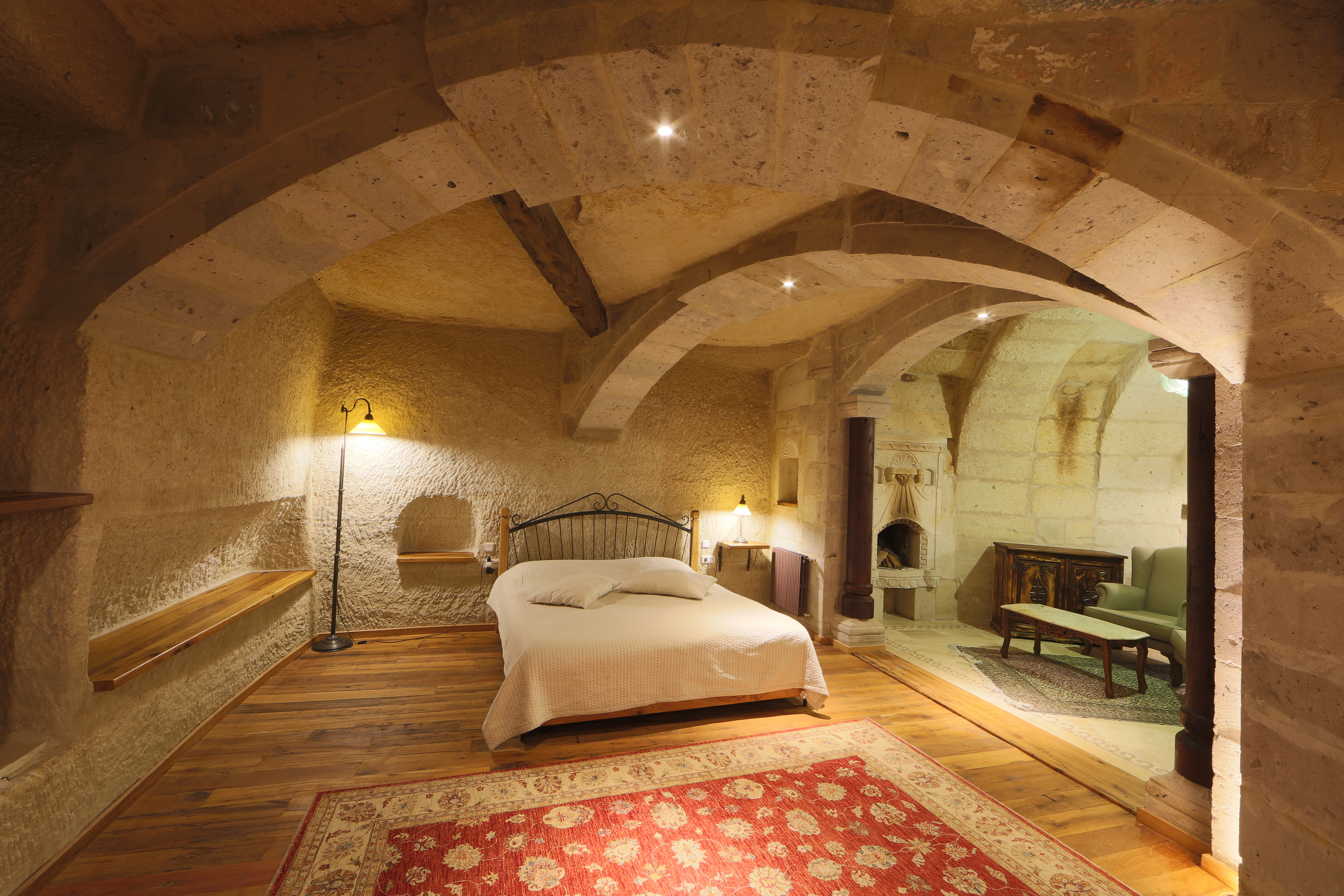 2 Nights stay at Sultan Cave Suites for only 944 Euros